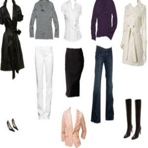 Fashion Tips Wardrobes And Professional Wardrobe On Pinterest