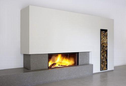 17 best images about modern fireplace facades on pinterest. Black Bedroom Furniture Sets. Home Design Ideas