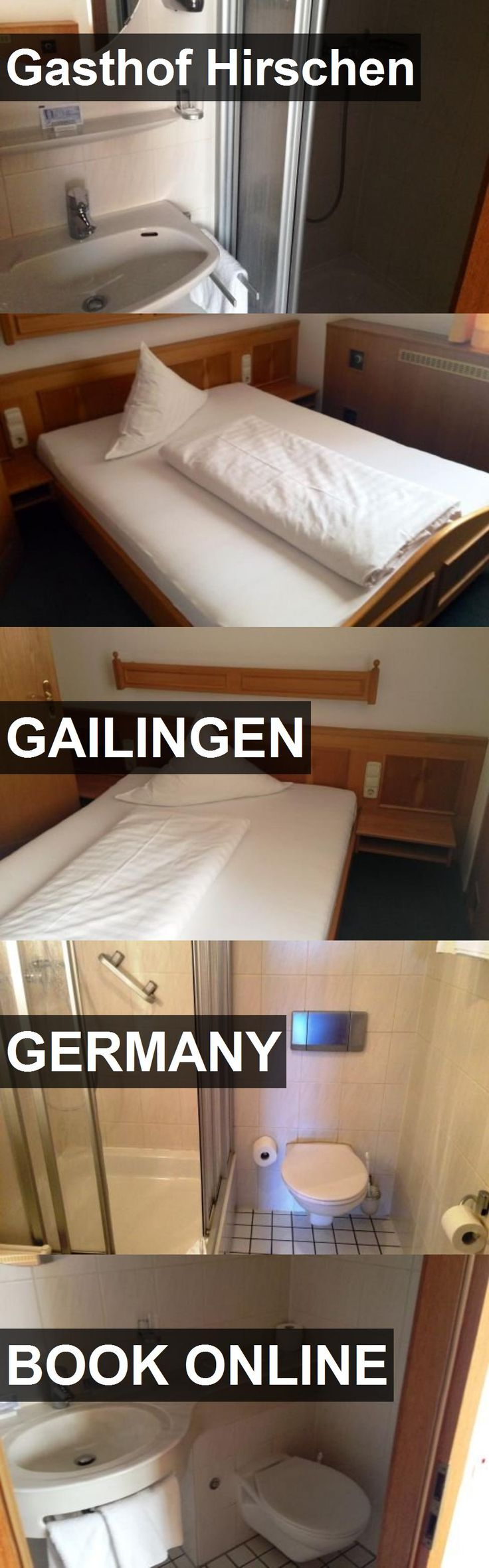 Hotel Gasthof Hirschen in Gailingen, Germany. For more information, photos, reviews and best prices please follow the link. #Germany #Gailingen #travel #vacation #hotel