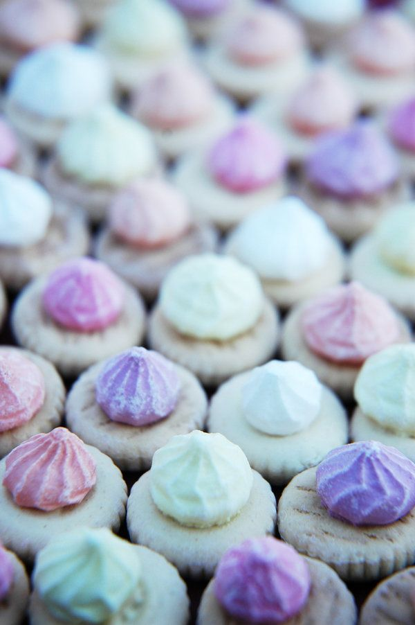 Iced Gems. Our Nana would always send us home with a little freezer bag of treats and iced gems were a frequent fixture :-)