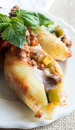 ... Meat Sauces, Spinach Stuffed Shells, Cooking, Healthy Recipes, Classic
