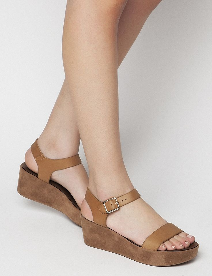 Valerie Tan Platforms S/S 2015 #Fred #keepfred #shoes #collection #leather #fashion #style #new #women #trends #tan #platfoms #wedges