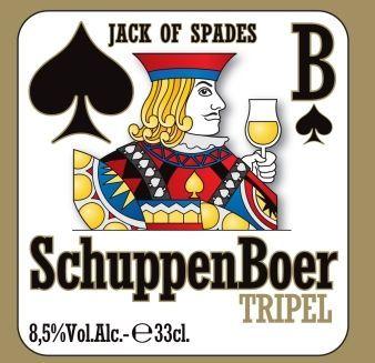 Schuppenboer - tripel - 8,5%