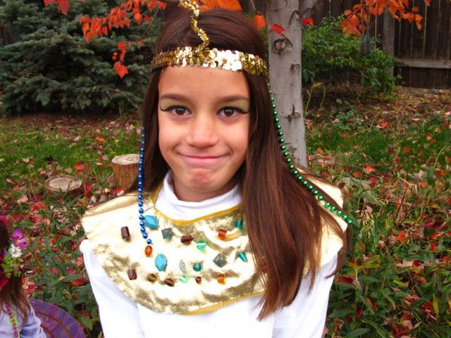 23 best egyptian costumes for kids images on pinterest costume how to make a cleopatra costume for kids solutioingenieria Gallery