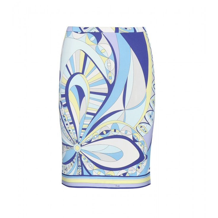 Printed Jersey Skirt   000917 ♦ mytheresa
