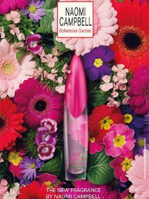 Bohemian Garden - Naomi Campbell Perfume