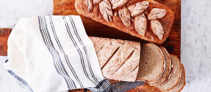 Bovetebröd med sirap
