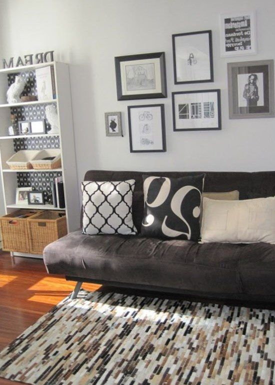 Futon Bedroom Design Ideas - Home Design