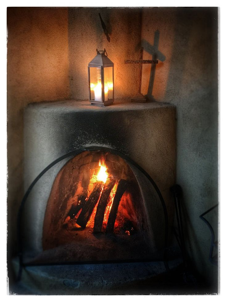228 best NM fireplaces and hornos images on Pinterest | Santa fe ...