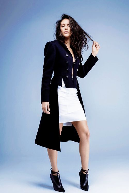 Nina Dobrev for Prestige Magazine Hong Kong | February Issue @lilyriverside