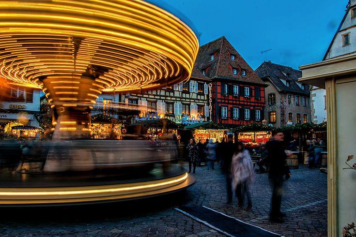 Découvrez le fabuleux marché de Noël d'Obernai