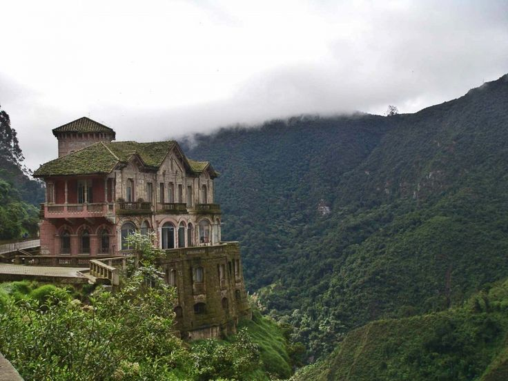 15 mysterious abandoned places from around the world