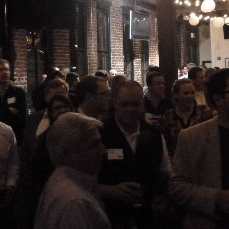 Evan Guthrie Law Firm at Tech After Five 352 at Southend Brewery in Charleston SC on Tuesday January 26 2016 #ta5chs #techafterfive #tech #after #five #technology #company #business #money #networking #drinks #beer #brewery #fun #lawyer #law #attorney #win #charlestonsc #charleston #southcarolina #bbq #food #network #talk #connect