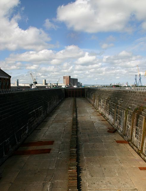 """Where the Titanic was built. As the locals say, """"it was fine when it left Belfast!"""""""