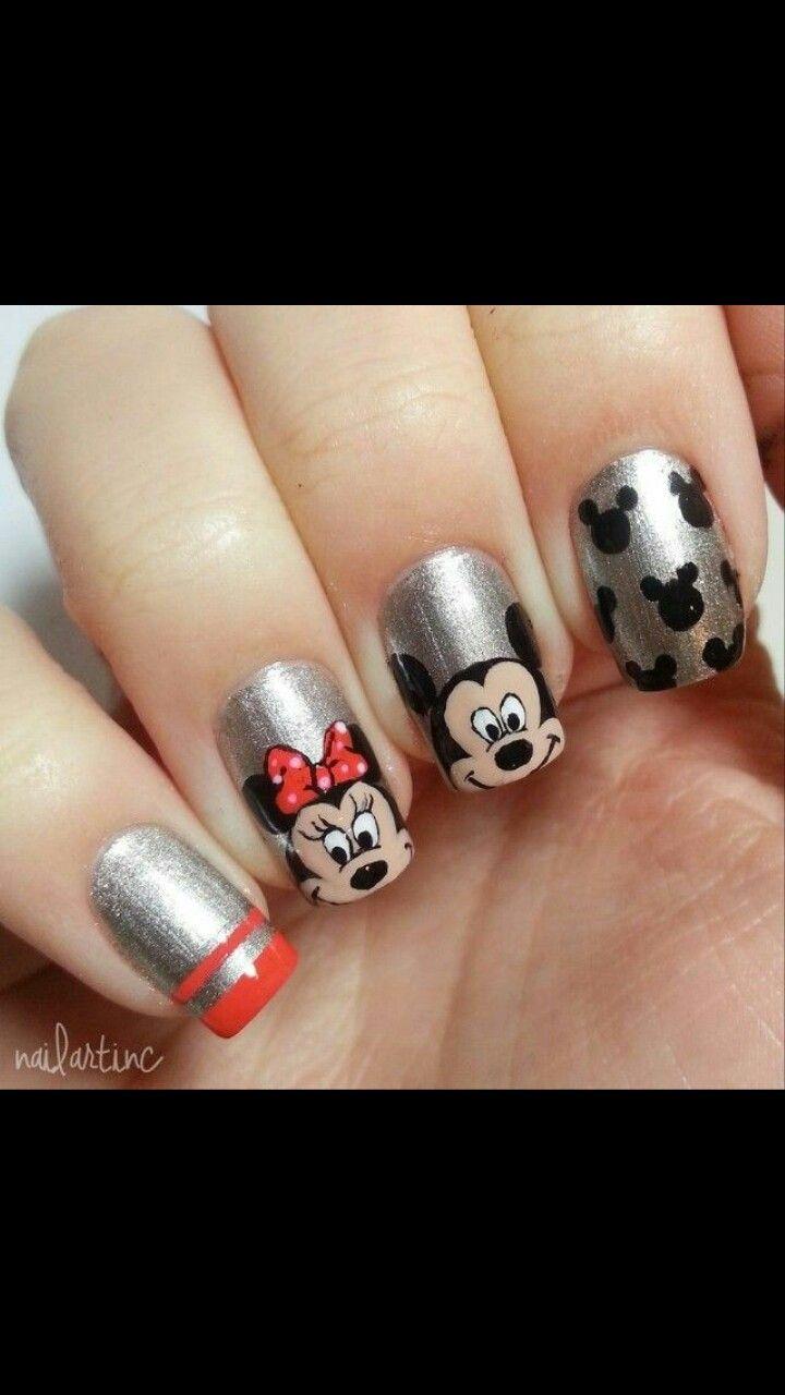 99 besten Nails Bilder auf Pinterest | Akzente nägel, Beleza und ...