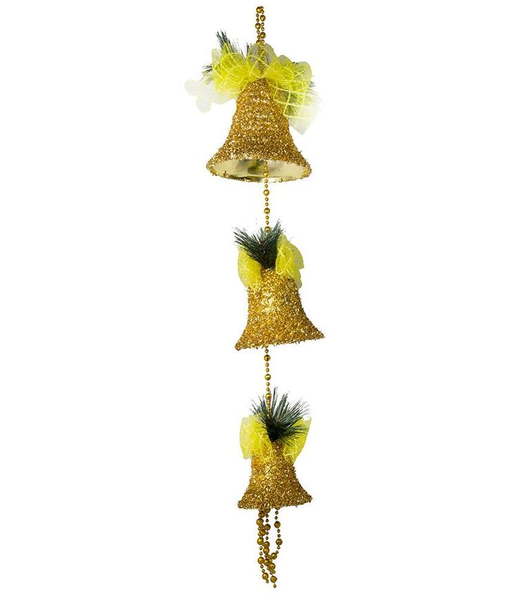 Shop SGS Christmas Wall Hanging Bells - Gold online at lowest price in india and purchase various collections of Christmas Tree & Decoration in SGS brand at grabmore.in the best online shopping store in india