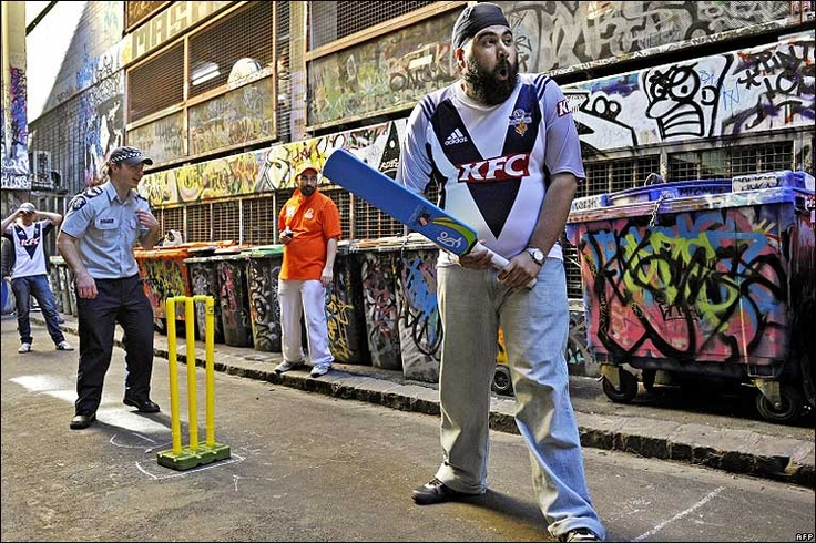 how to play street cricket ps2