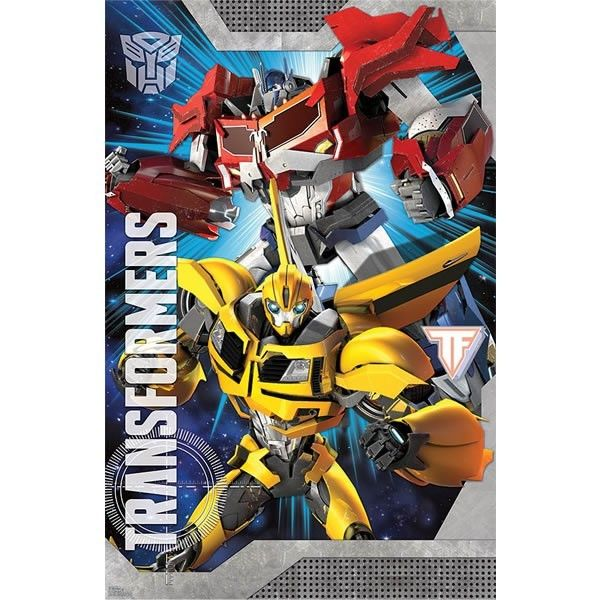 Transformers Bumblebee Optimus Party Game