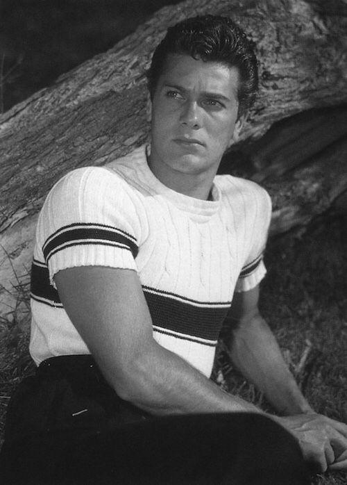 """Tony Curtis - early 1950s """
