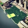 The Forest: Detroit Riverfront Competition Winner Aims to Green America's Automobile Center The Forest by Atelier Why – Inhabitat - Sustainable Design Innovation, Eco Architecture, Green Building