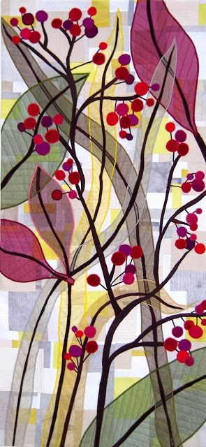 The Textile Blog: Carol Taylor and The Harmony of Nature