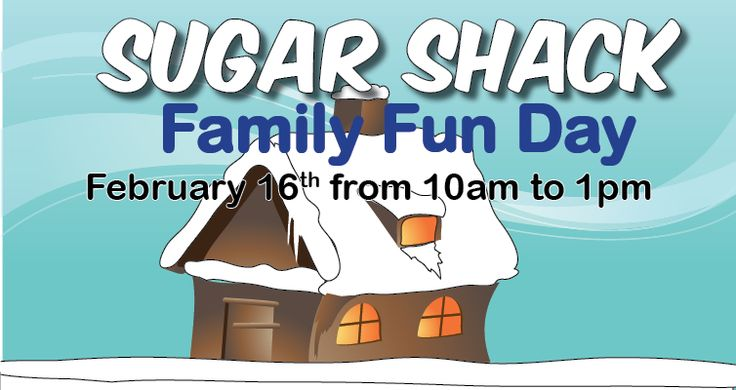 Sugar Shack Family Fun Day When: February 16th from 10am to 1pm At the Multicultural Heritage Centre, with activities both indoors and outdoors (weather permitting) Sugar Shack with activities that include making maple sugar candy. There is a fee for…