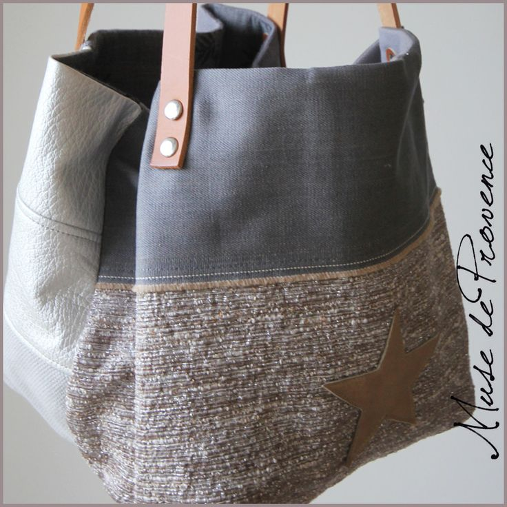 1000 ideas about sac cabas on pinterest cabas bags and - Modele sac a main a faire soi meme ...