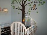 monkey baby room