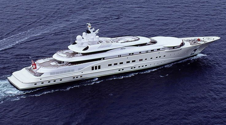 World's Largest Yachts: 11-20