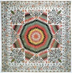 Applies Quilts, Applied Quilts, Antique Quilts, Star Quilts, Bethlehem Applique, Quilts 1830, Awesome Quilts