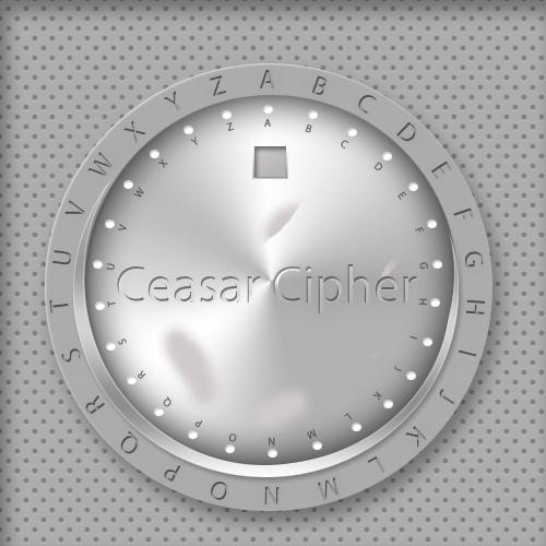 HTML 5 Canvas: An animated Caesar Cipher