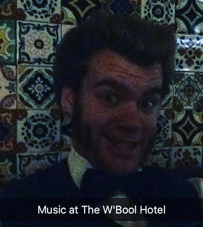 There's a #LiveBand here tonight at Hotel Warrnambool bit of #snapchat too #flyinghorsebarandbrewery #Warrnambool #hotelwarrnambool #dirtyAngel #oddball #portfairy #fairypenguins #timboon #victoria #australia #capitolcinema #koroit #hamilton #3yb #seafm #wolverine #wolviewarrior #beer #ale #greaser #pub #shaneJacobson #charlieandBoots #penguinIsland #greatoceanroad #portland by wolviewarrior