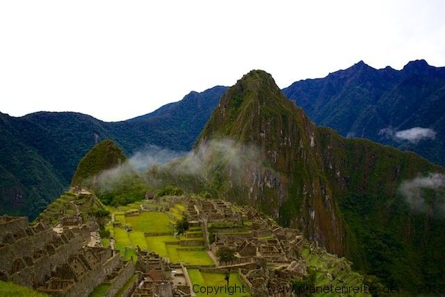 #MachuPicchu in Peru - it is so wonderful, you do not believe it even if you are there!