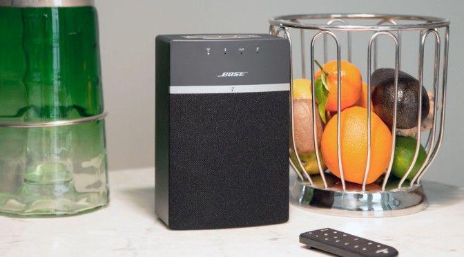 SoundTouch 10: der neue, kompakte WLAN-Lautsprecher von Bose im Test.