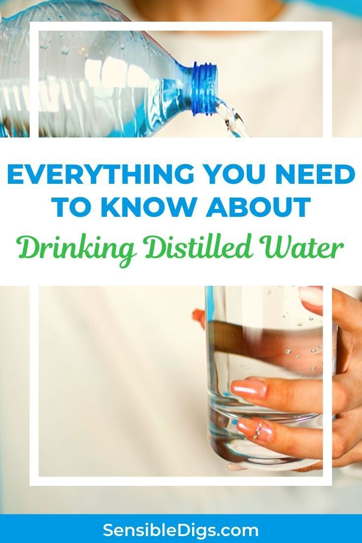 Everything You Need To Know About Drinking Distilled Water Water Purification System Water Purification Distilled Water