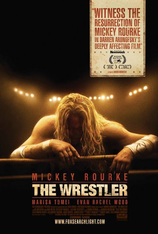 Click to View Extra Large Poster Image for The Wrestler