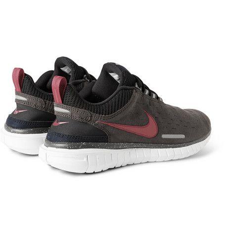 Nike Free Og 2014 Microsuède Et Baskets Nike Jersey Tech