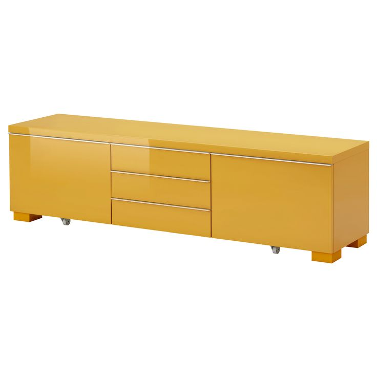 Yellow gray white royal blue best burs tv unit high gloss yellow i - Meuble tv ikea besta burs ...
