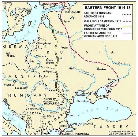 Best Wereldoorlog In Kaarten Maps Of World War Images On - 1917 1918 us in europe battles map
