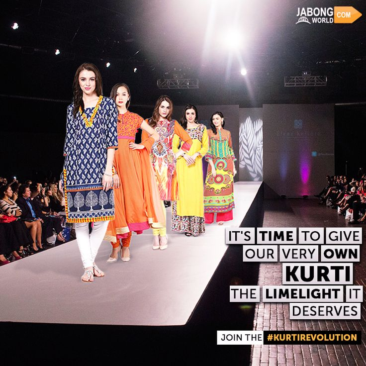 Are you wearing a #kurti today? Put it on and share the pic with us. Join the #KurtiRevolution!  All you need to see- http://www.jabongworld.com/women/kurtis.html?utm_source=ViralCurryOrganic&utm_medium=Pinterest&utm_campaign=KurtiRevolution-27-june2015 #Fashion #Ethnic