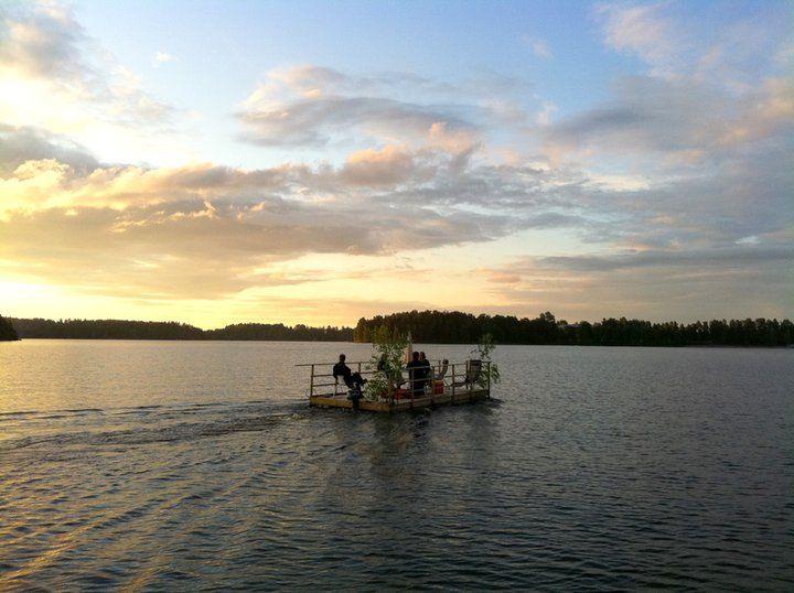 Ikaalinen / Ikalis, Finland, Lake Kyrösjärvi