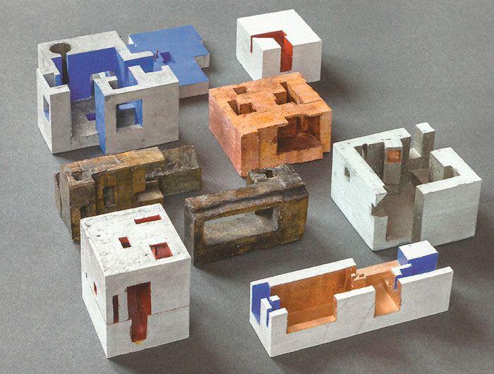 La materialidad de Peter Zumthor en dos de sus obras mas personales [2/2]   Metalocus