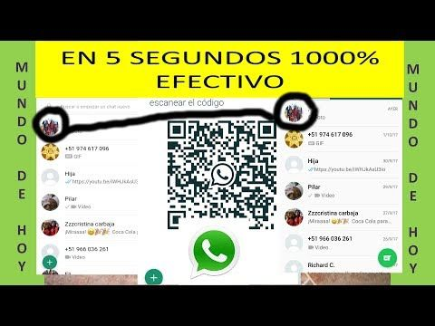 8 trucos para whatsapp para Espiar conversaciones - YouTube