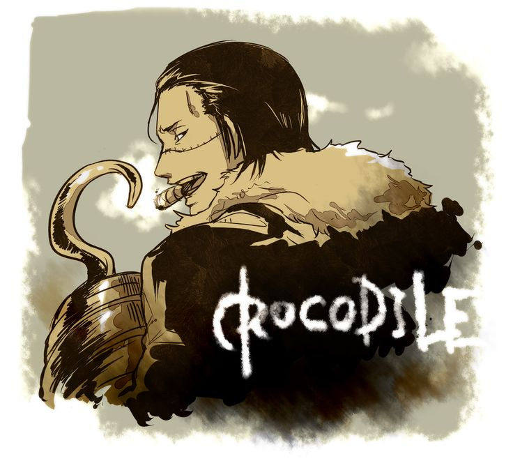 One Piece Sir Crocodile