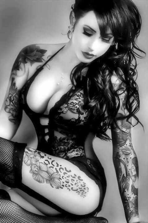 Love the leg tattoo!!!! But think im leaning towards a half sleeve.....cant wait to get tatted up