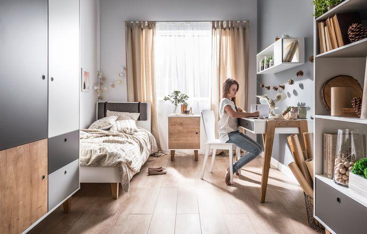 W wygodnym otoczeniu nauka pójdzie błyskawicznie. #vox#meblevox#Interior#interiors#design#home#homedecoration#interiordesign#homedecor#decor#decoration#polishdesign#furniture#inspiration#love#furnituredesign#polishfurniture#interiordesigns#interiorlovers#interiordecor#improvement #pokojdziecka#child#children#childroom#childroomdesign#study#egazmin#nauka#zabawa#dziecko#dziecka