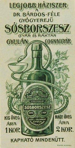 sósborszesz 1910