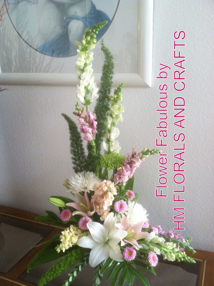 Pastel colored flowers flower fabulous pinterest for Pastel colored flower arrangements