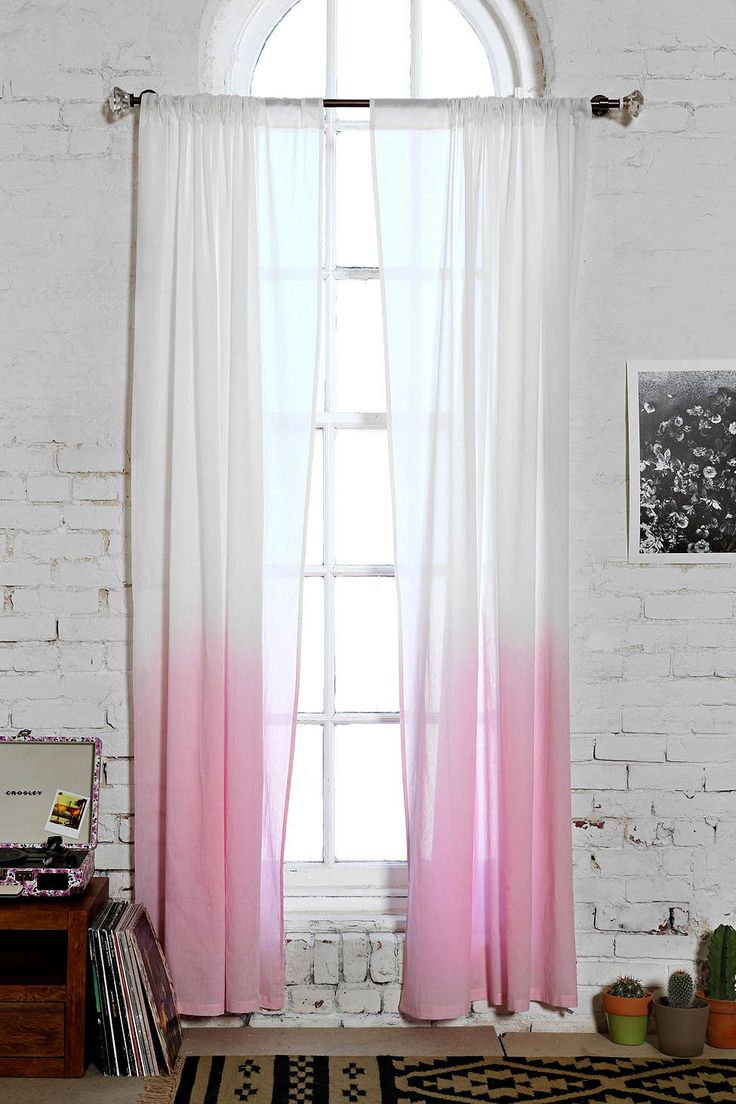 25 Best Ideas About Pink Curtains On Pinterest Pink