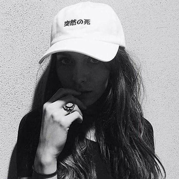 """Destruction""  Domestic Foreign Vibes- Use Promocode:ZONENINE For 10 percent off ALL Caps.  #boy #girl #hat #cap #mood"